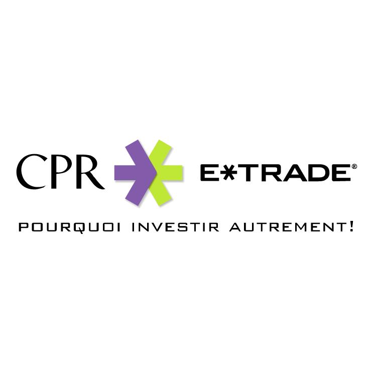 free vector Cpr etrade