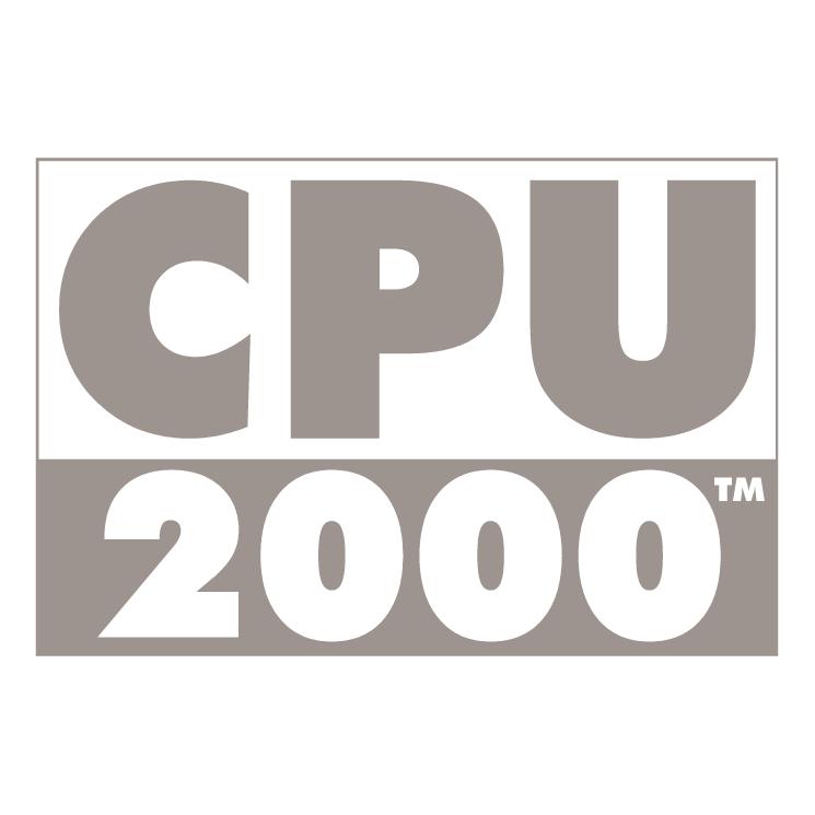 free vector Cpu2000