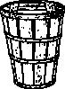 free vector Crate clip art