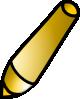 free vector Crayon Icon clip art