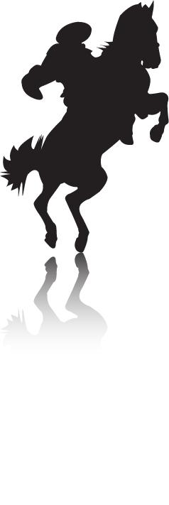 free vector Crazy Horse Vector
