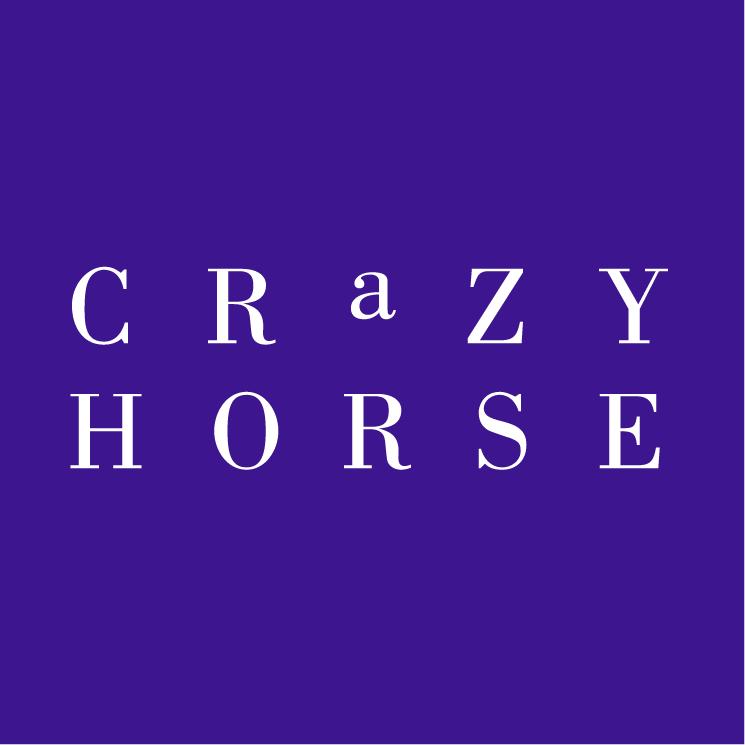 free vector Crazy horse