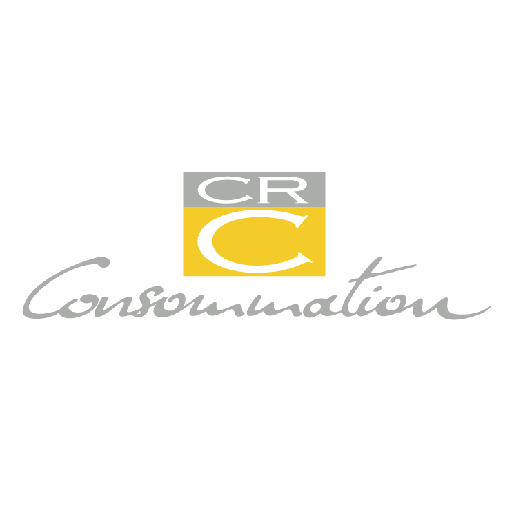 free vector Crc consommation