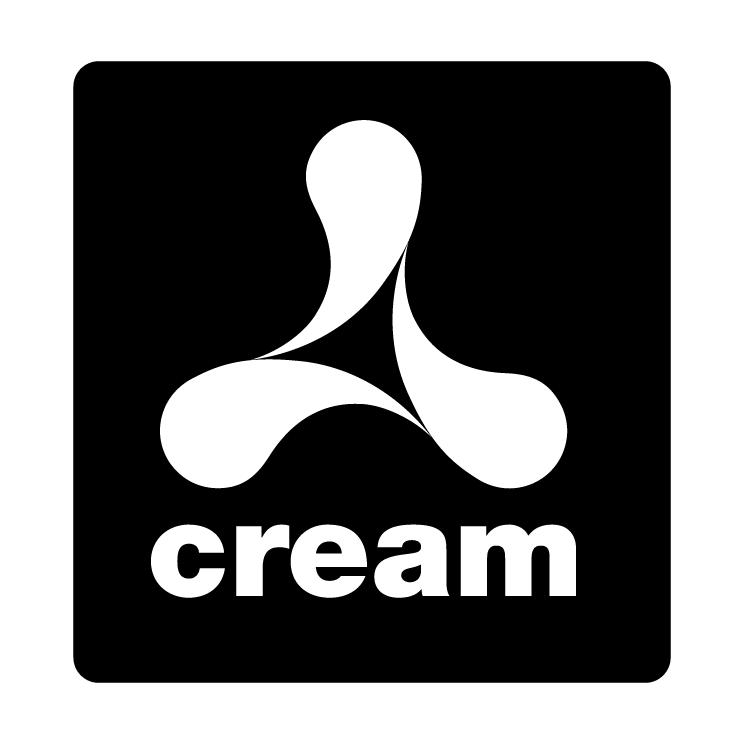 free vector Cream