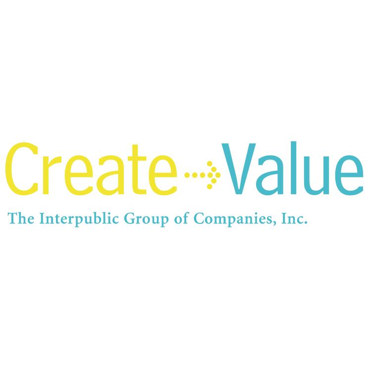 free vector Create value