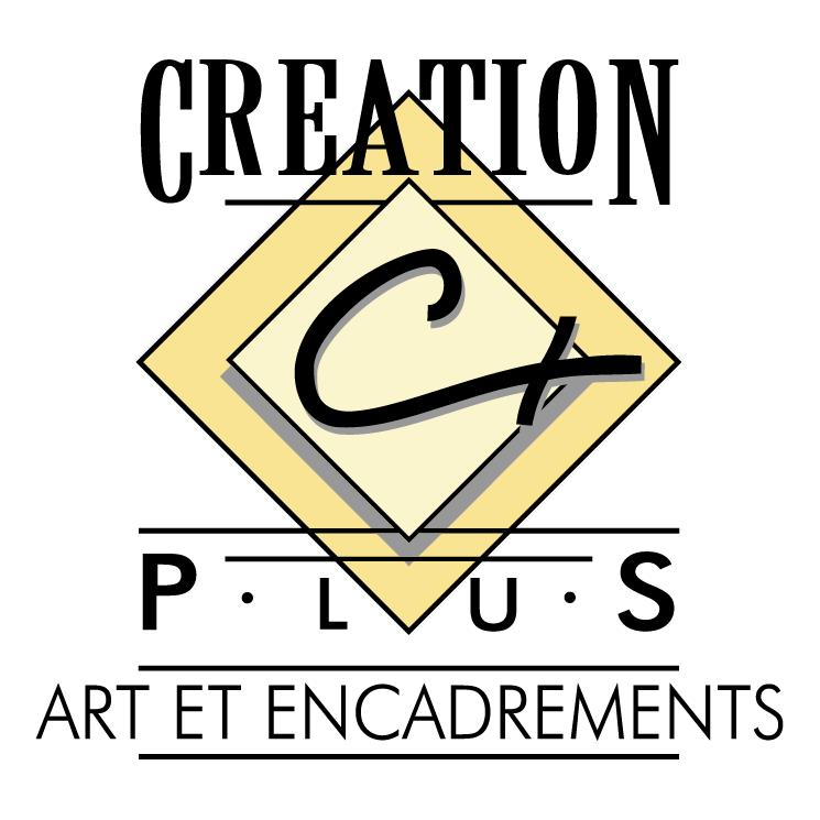 free vector Creation plus