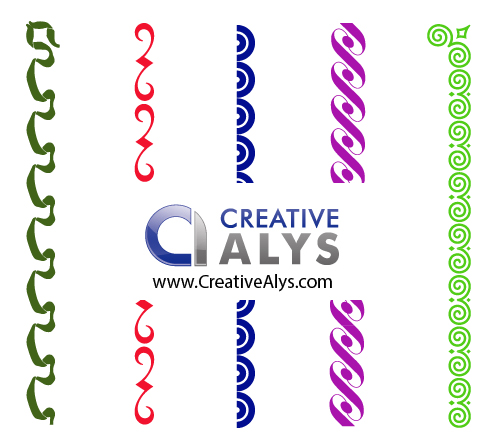 free vector Creative Border Vectors, Frames, and Corner Vectors