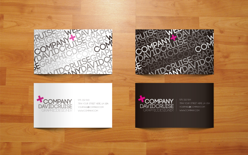 free vector Creative Business Cards Vectors