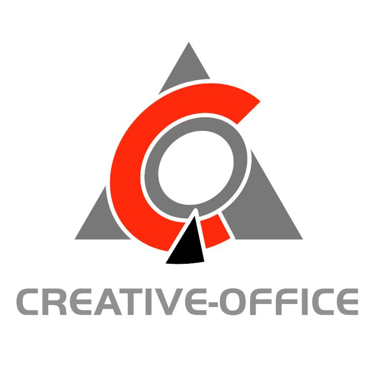 free vector Creative office