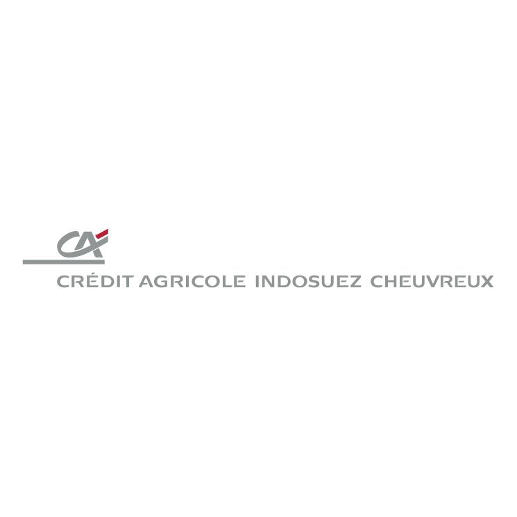 free vector Credit agricole indosuez cheuvreux