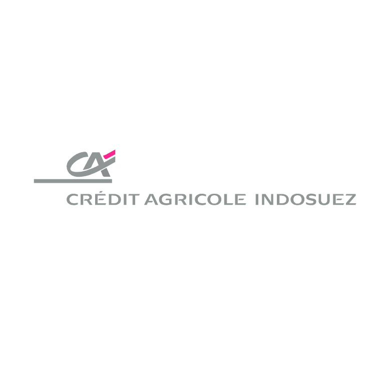 free vector Credit agricole indosuez