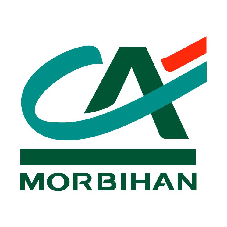 free vector Credit agricole morbihan