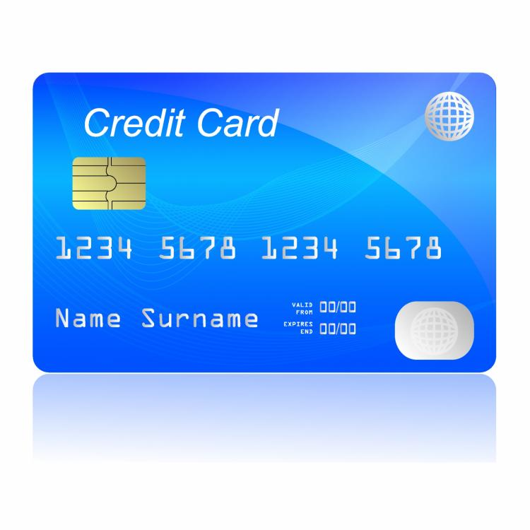 free vector Credit card