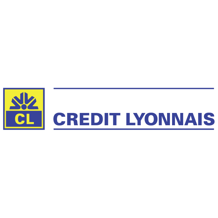 free vector Credit lyonnais 0
