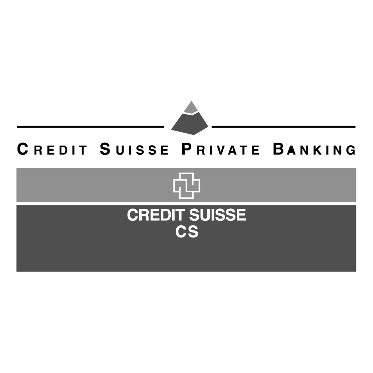 free vector Credit suisse private banking