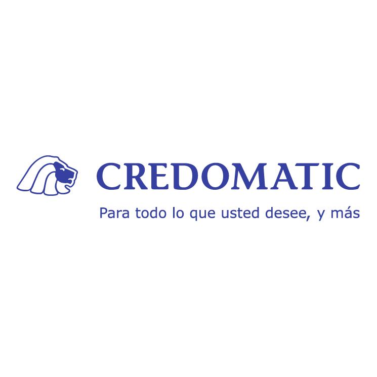 free vector Credomatic