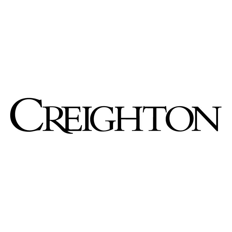 free vector Creighton university magazine