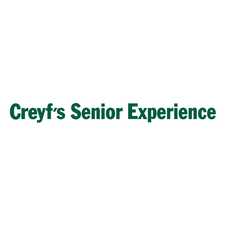 free vector Creyfs senior experience