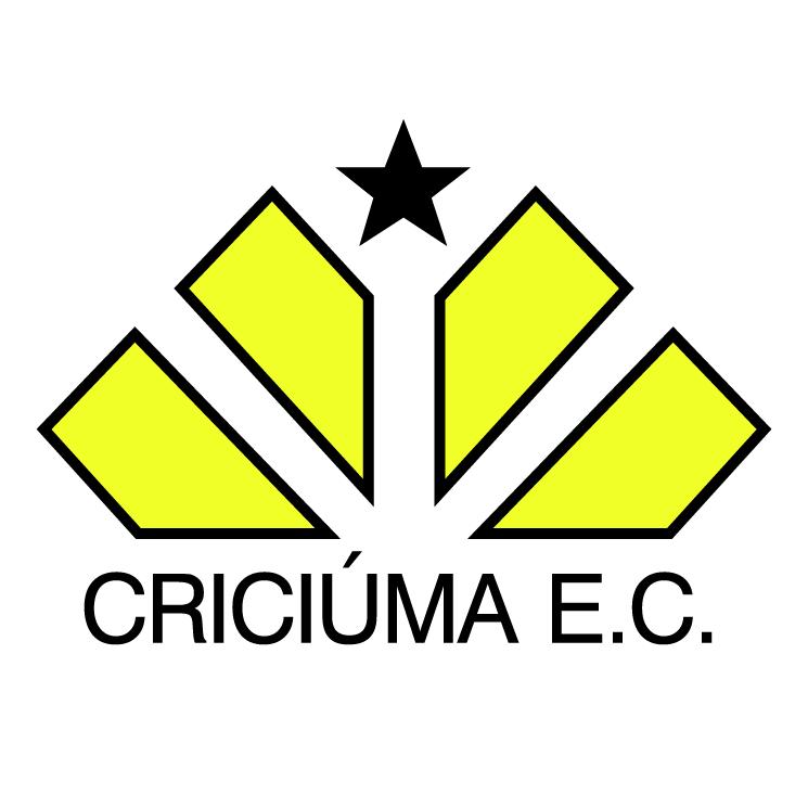 free vector Criciuma esporte clube de criciuma sc