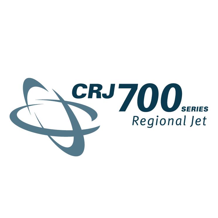 free vector Crj700 series
