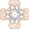 free vector Croce Smaltata clip art