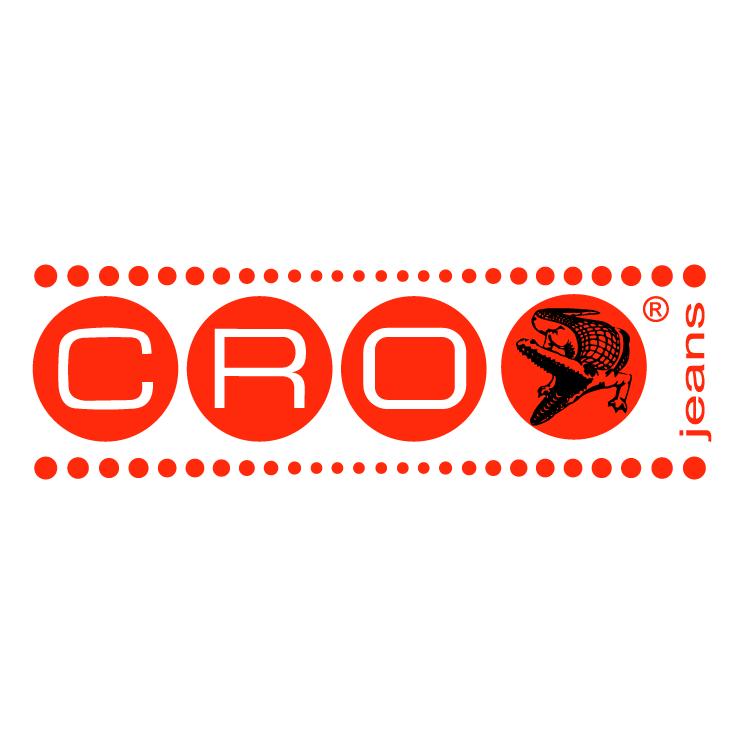 free vector Crocodil jeans
