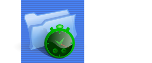 free vector Cron Scheduler Icon clip art