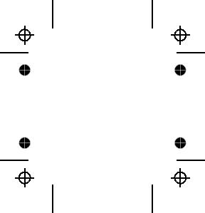 free vector Crop Marks clip art