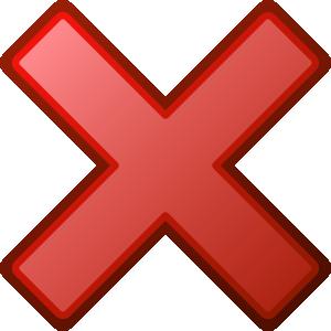 free vector Cross clip art