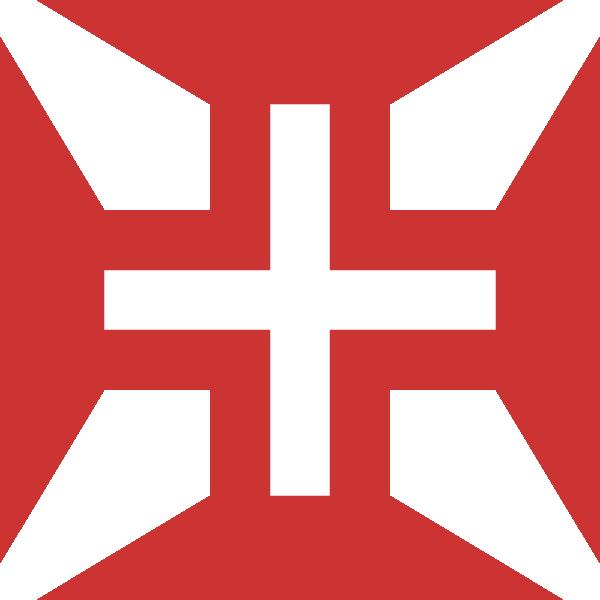 free vector Cross Of Portuguese Air Force clip art