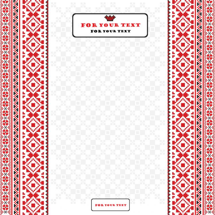 free vector Cross stitch patterns 04 vector