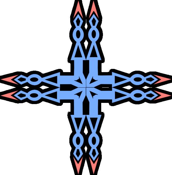free vector Cross Symbol clip art