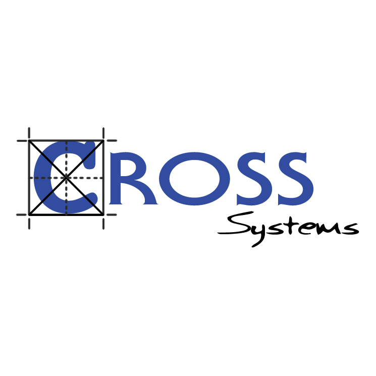 free vector Cross systems