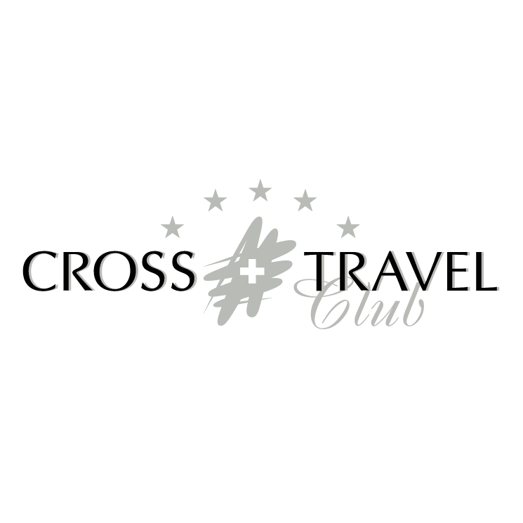 free vector Cross travel
