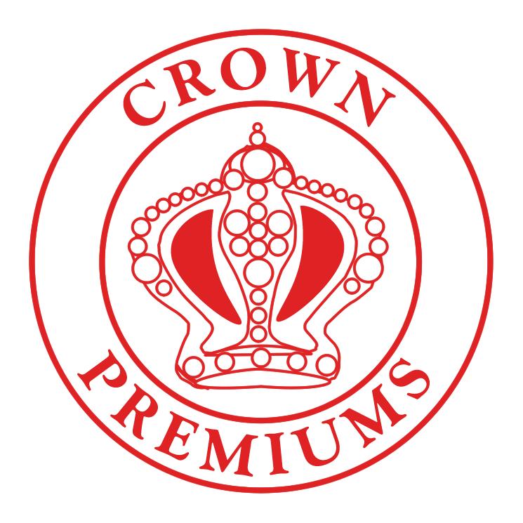 free vector Crown premiums
