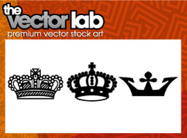 free vector Crown Vector