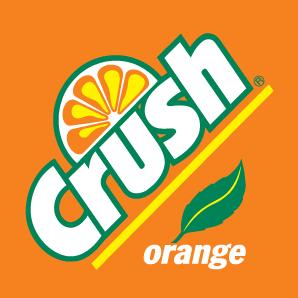 free vector Crush logo