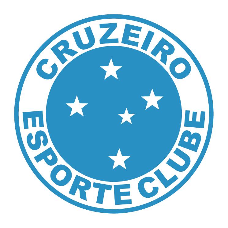free vector Cruzeiro esporte clubesc
