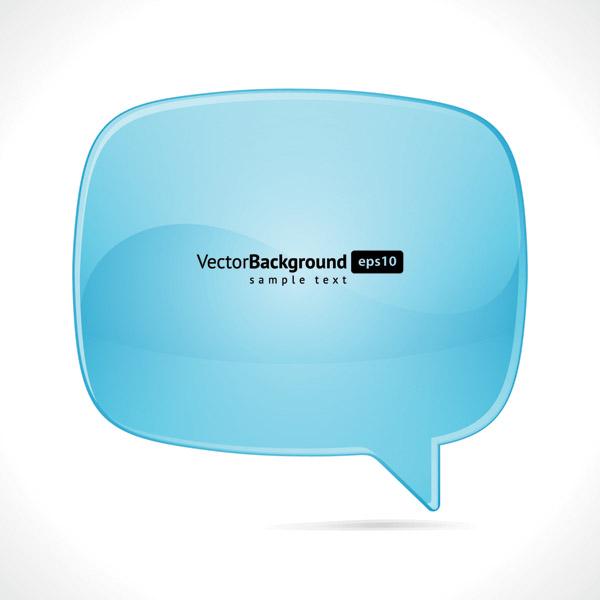 free vector Crystal bubble vector graphics 4