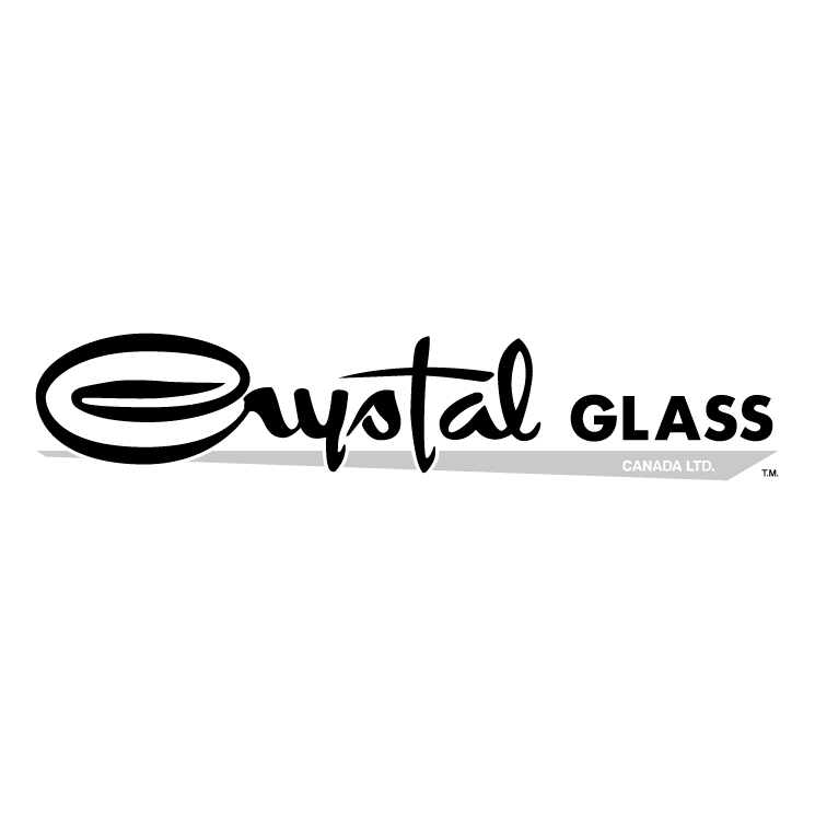 free vector Crystal glass