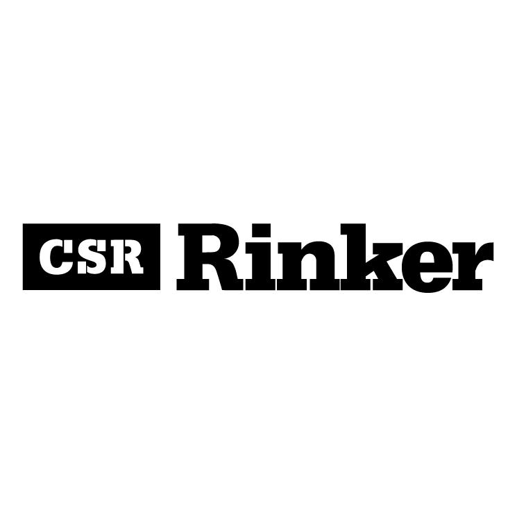 free vector Csr rinker