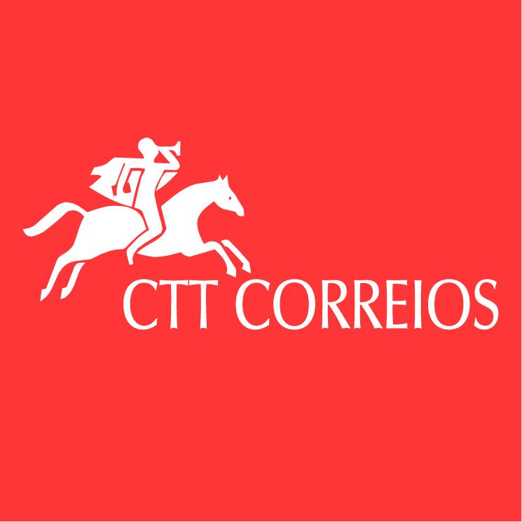 free vector Ctt correios