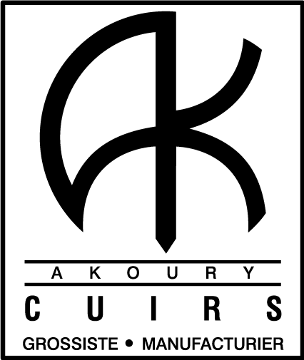 free vector Cuirs Akoury logo