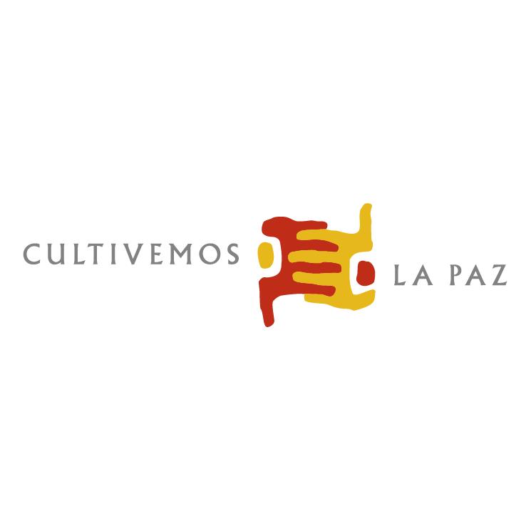 free vector Cultivemos la paz 0