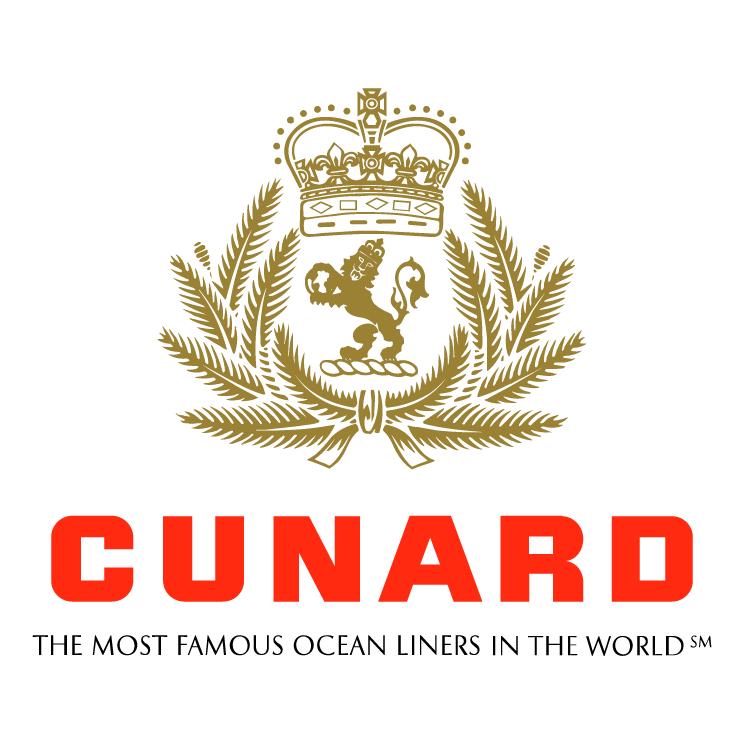 free vector Cunard 1