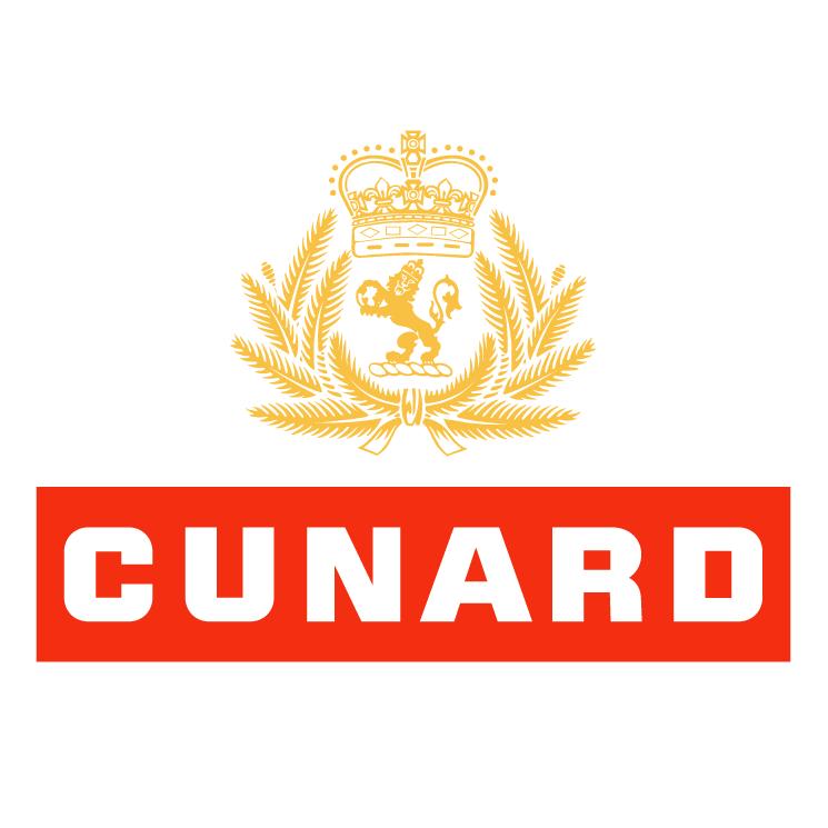 free vector Cunard 2