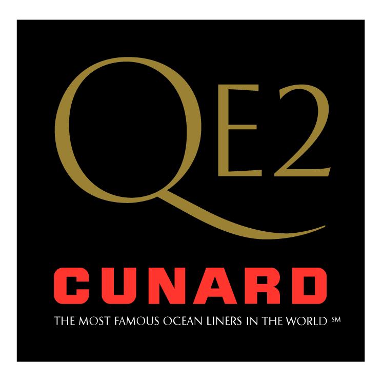 free vector Cunard qe2 1