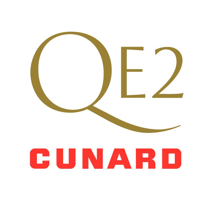 free vector Cunard qe2 2
