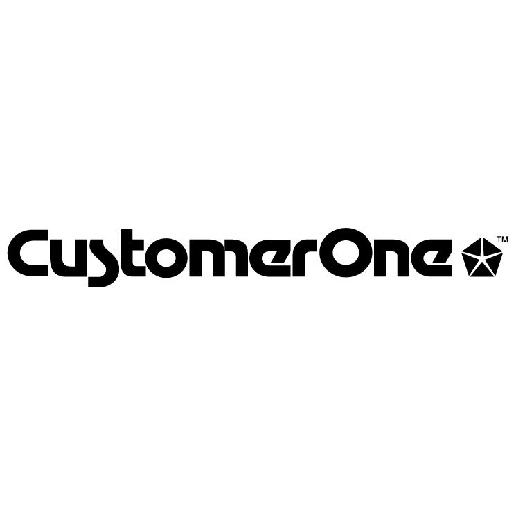 free vector Customerone