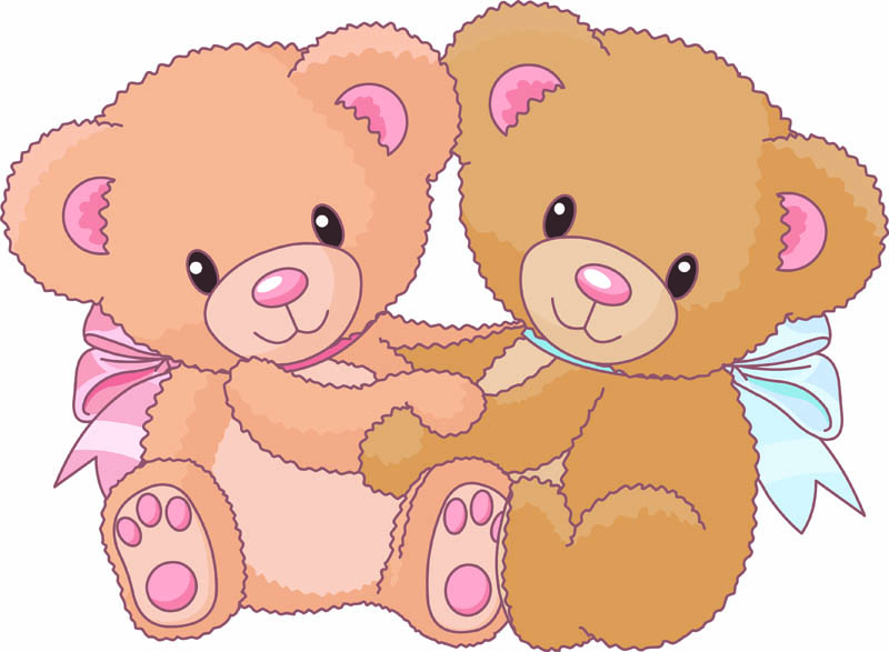 cute cartoon bear vector free vector 4vector